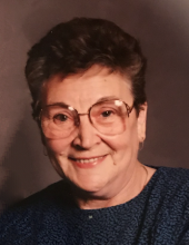 Mary Louise Degory