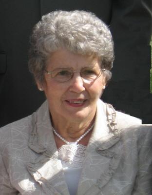 Helen Donlan (nee Mercier)