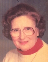 Mary Evelyn (Foster) Almquist