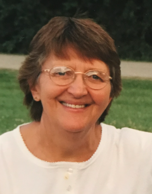 Photo of Patricia Hughes