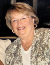 Patricia Anne 'Pat' Horrill (nee Gingrich)