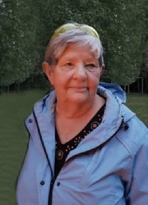 Photo of Mary Lou Toma