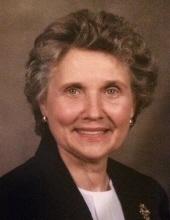 "Photo of Mabel ""Beaner"" Lorene Burrows"