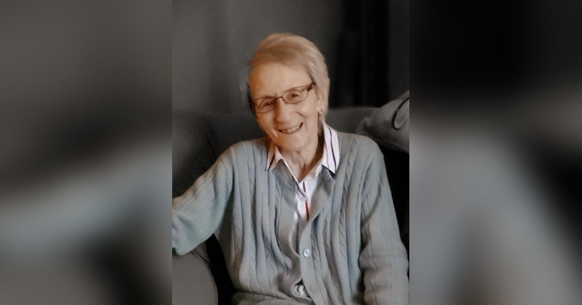 Anne Marjorie Gibson