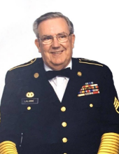 MSG Charles M. Lalanne (Retired)