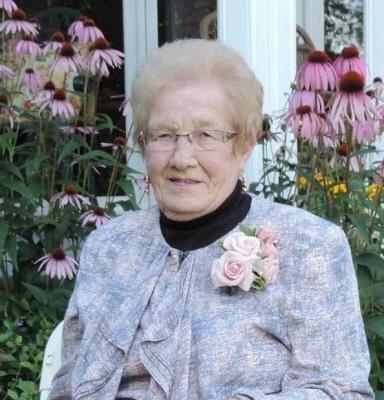 Photo of Margaret Bell