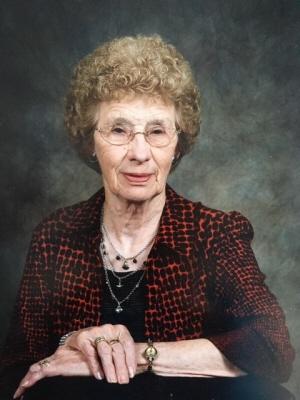 Teresa McDonald (nee Fleury)