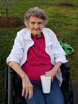 Photo of Leona McMahan
