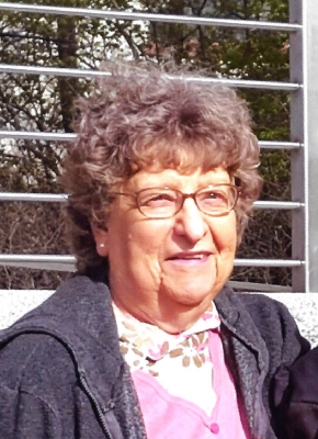 Photo of Marion Cleary