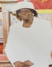 Photo of Wilma Humphrey