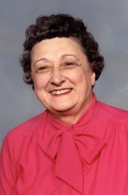 Photo of Mildred Mahoney