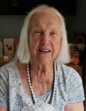 Photo of Margaret Mende
