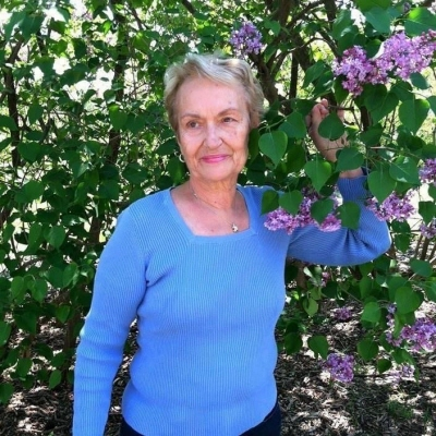 Photo of Patricia Kellman