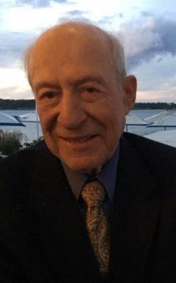 Photo of Dr. Lewis Arnow