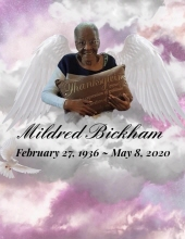 Mildred Louise Bickham