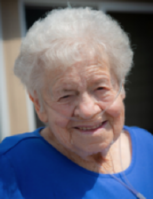 Betty May DesRosiers