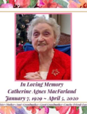 Catherine A. MacFarland