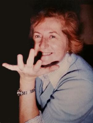 Photo of Sigrid Boyd