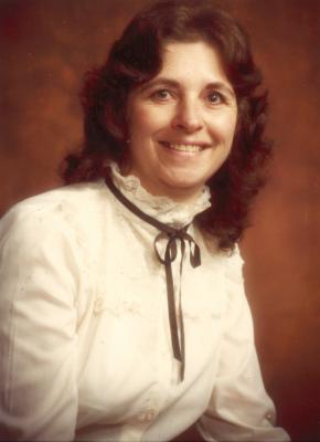 Photo of A. Joan Williamson