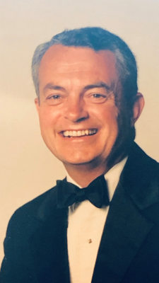 Photo of Dr. Donald Fisher