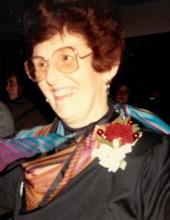 Photo of Winifred Blocher
