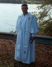 Photo of Rev. Edward Kirklin