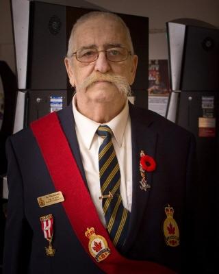 Photo of Cecil MacDonald