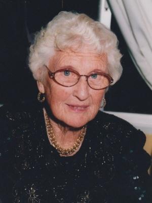 Mildred Gladys Irvine