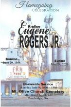 Photo of Eugene Rogers