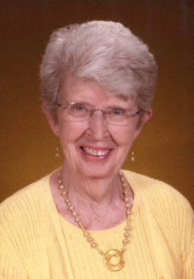 Photo of Margaret Flitcroft