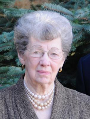 Frances Mae Niewenhuis