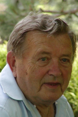 Photo of Norvald Normann