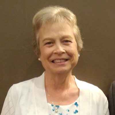 Photo of Carol McCaffery