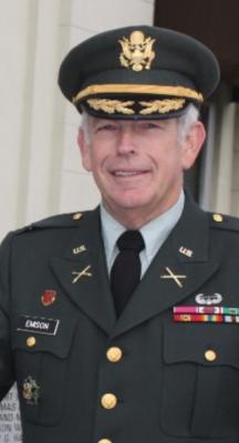 Photo of Col. Steven Emison