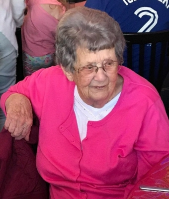 Photo of Gertrude Smith