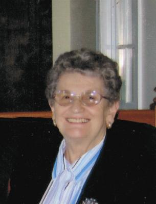 Photo of Geraldine Treat