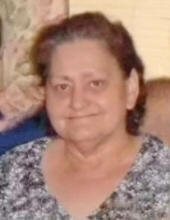 Virginia  Gail Bennett  Hammond