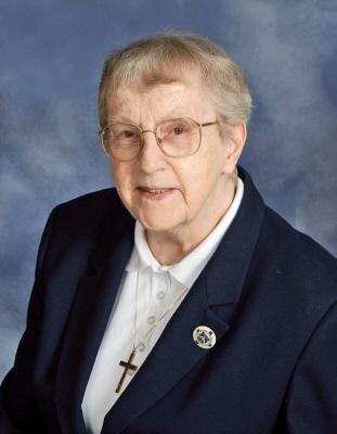Photo of Sister Annette Allard, CSJ