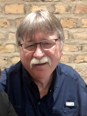 Photo of William Ethridge