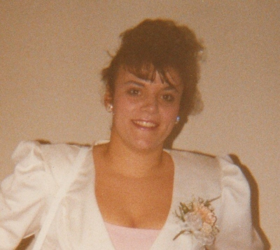 Photo of Maria Lichtenfeld (nee Paglia)