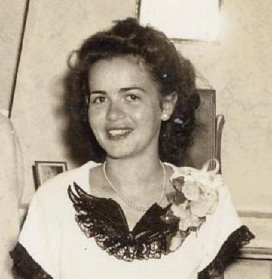 Photo of Marjorie Leonard
