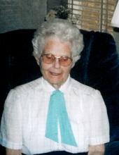 Photo of Edith Hadle
