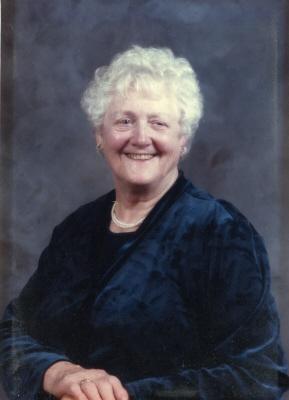Photo of Doris Lewy