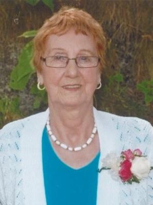 Vella Elaine Ramey