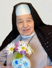 Photo of Mother Amabilis Debicka, SSCJ