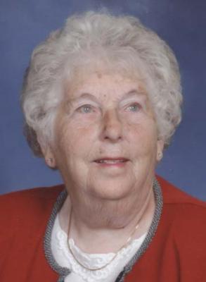 Photo of Irene Berg