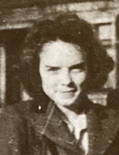 Tennie Mae (Burnette) Van Gordon