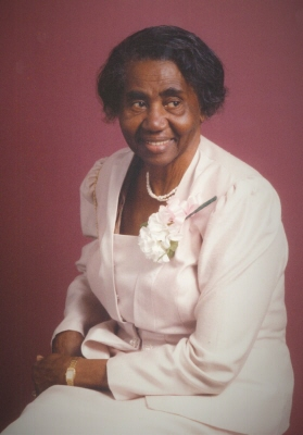 Photo of Eunice Haughton