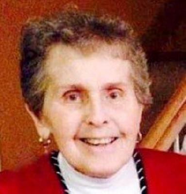 Photo of Betty Davies