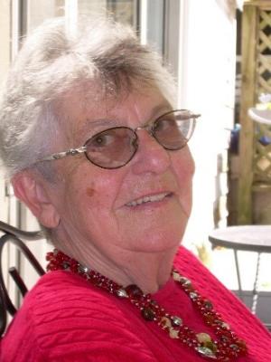 Photo of Mary Hilbert